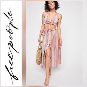 NWT Free People Heatin Up Set - S